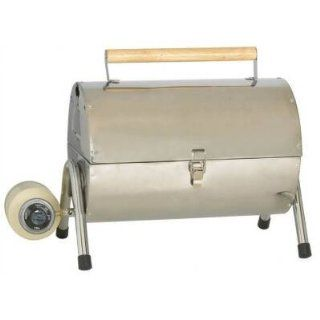 com Stansport Portable Ss Propane Bbq Grill (235 100)   Electronics