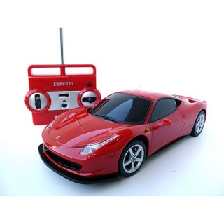 Band Remote Control 120 scale Ferrari 458 Italia (RTR) Today $46