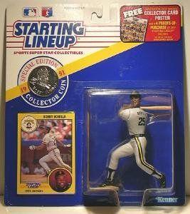 Bobby Bonilla Action Figure   1991 Starting Lineup MLB