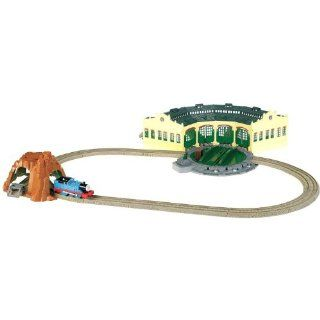 Fisher Price Thomas The Train Tidmouth Sheds Toys