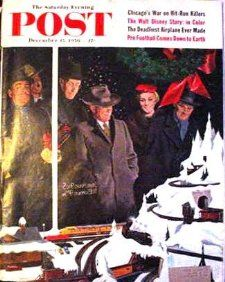 Saturday Evening Post December 15 1956 Vol 229 No 24   True Firsts