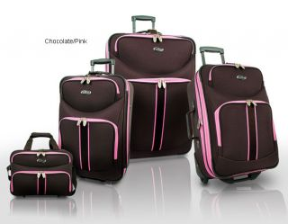 US Traveler 4 piece Marino Travel Collection