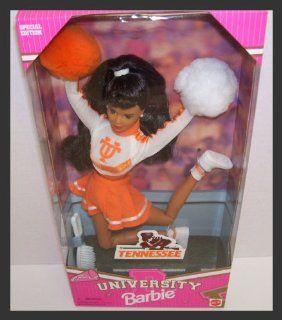 Tennessee University Barbie Cheerleader African American