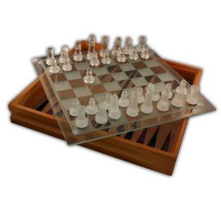 Cardinal Indusries 82 237 Classic Wood & Glass 7 Game Se