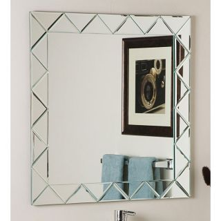 Luciano Frameless Wall Mirror Today $149.99 4.5 (6 reviews)