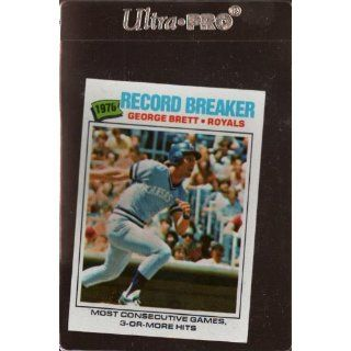 1977 Topps #231 George Brett Nmmt *212668: Collectibles