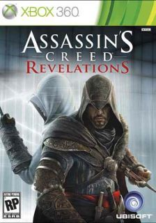 Xbox 360   Assassins Creed Revelaions   By Ubisof
