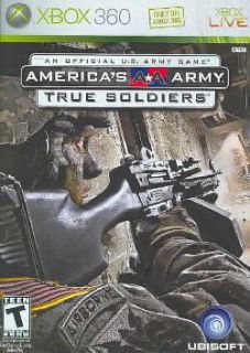 Xbox 360   Americas Army True Soldiers