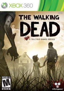 The Walking Dead XBOX 360 Buy PC & Video Games, Books