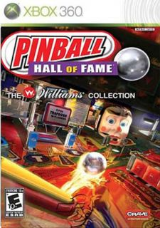 Xbox 360   Pinball Hall of Fame The Williams Collection