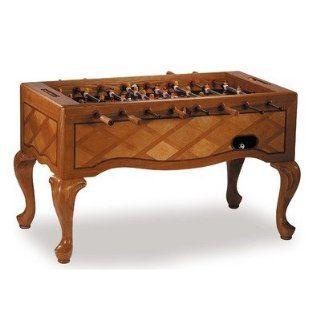 Level Best Classic Oak Furniture Foosball Table Sports