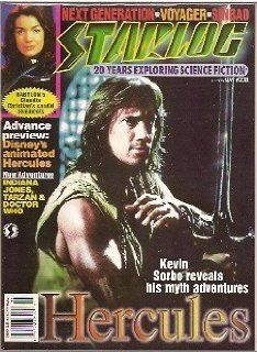 Starlog #238 (NM) Kevin Sorbo Hercules, Indiana Jones, Doctor Who Mag
