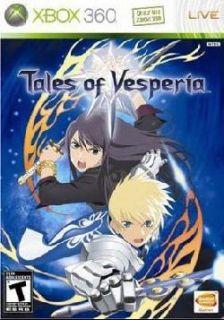 Xbox 360   Tales of Vesperia