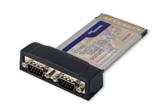 Best Connectivity PCMCIA 2x Serial Port RS232 Adapter Card
