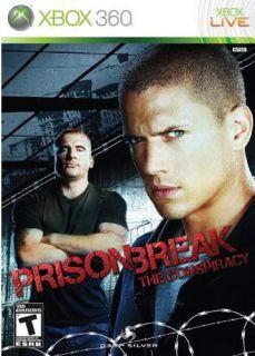 Xbox 360   Prison Break: The Conspiracy