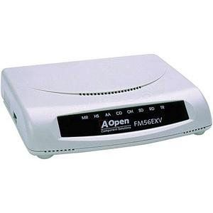 Modem   External   RS 232   56 Kbps   K56FLEX, V.90, V.92 Electronics