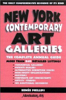 New York Contemporary Art Galleries  The Complete Annual