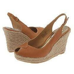 Steve Madden Ocala Tan Leather Sandals