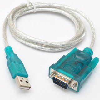 USB TO RS232 SERIAL Adapter CABLE DB9 PIN PL2303