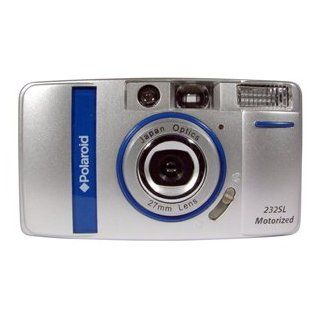 Polaroid 232SL 35mm Motorized Film Camera with Auto Flash