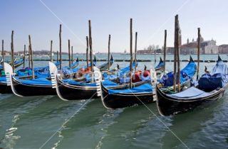 Gondola, Venice (Italy)  Stock Photo © Gianni Furlan #1310547