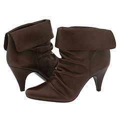 Steve Madden Applegate Brown Leather Boots