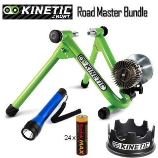 Kinetic Roadmachine Fluid Trainer Kit