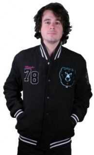 Mishka NYC Death Adders Varsity Black Jacket Size XL