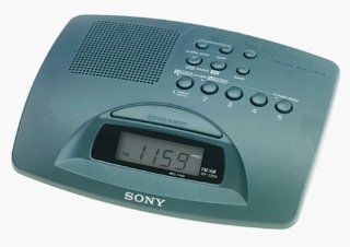 Sony Dream Machine Clock Radio ICFC233 Electronics