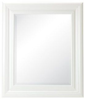 MCS Contempory Styled 16 by 20 Inch Beveled Mirror Frame
