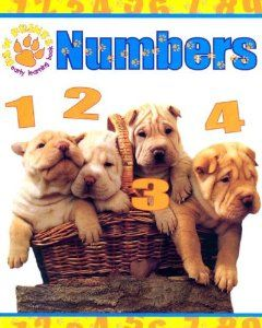 Numbers (Paw Prints Early Learning): Keith Kimberlin: 9781419401114