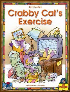 CRABBY CATS EXERCISE (Dominie Joy Starters): Dominie Elementary