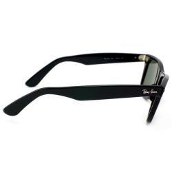 Ray Ban Unisex Original Wayfarer Black Sunglasses