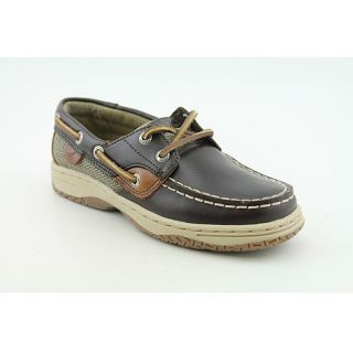 Sperry Top Sider Boys Bluefish Brown Casual Shoes