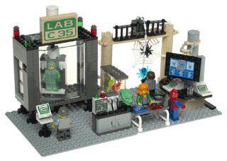 LEGO Spider Man vs. Green Goblin  The Origins Toys