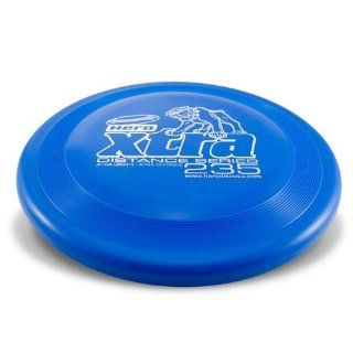 Hero Xtra 235 Distance Flying Dog Sport Disc   Blue Pet