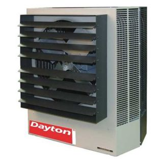 Dayton 4TDJ1 Electric Unit Heater, 39 1/2 In. H
