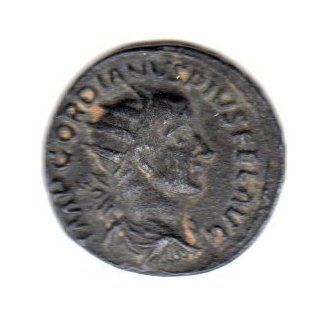 ancient Roman coin Gordianus III, 242 244 AD