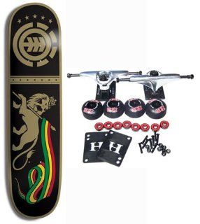 ELEMENT SKATEBOARDS Complete Skateboard CASCADE LION RASTA