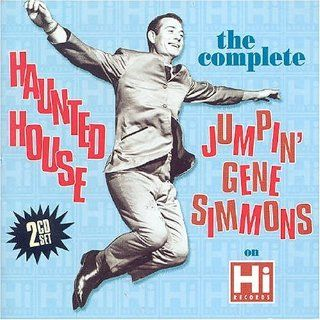 Haunted House: Complete Jumpin Gene Simmons: Gene Simmons
