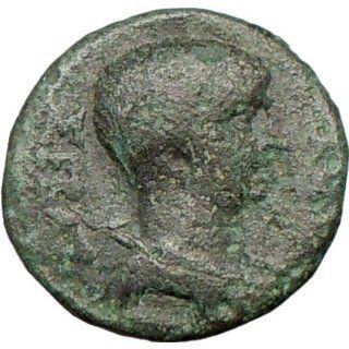 MAXIMUS Caesar under Maximinus 235AD RARE Authentic Ancient Roman Coin