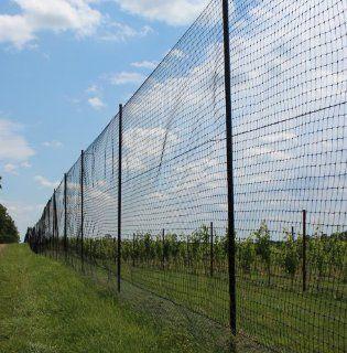 Deer Fence Maximum Strength Millennium 8ft x 100ft Home