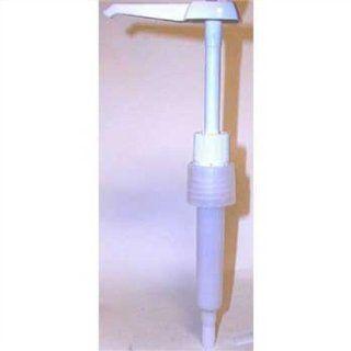 Bio Groom Plastic Dispensing Pump, 5 Gallon, White: Pet