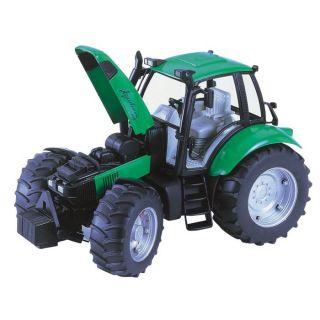 Tracteur DEUTZ Agrotron 200 Série Super Pro de la marque BRUDER Comme