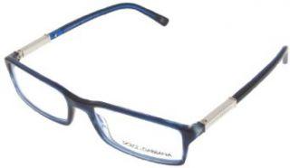 Dolce & Gabbana Eyeglasses Unisex DG3096 1731 Blue Violet