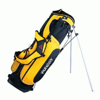 Superlite 375 Stand Golf Bag   Yellow