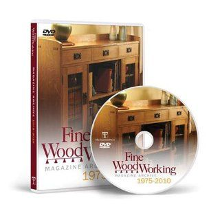 Fine Woodworking 1975 to 2010 Archive DVD ROM Movies & TV