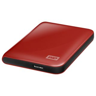 Western Digital 500GB My Passport Essential Portable Hard Drive