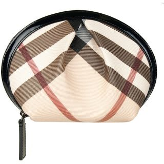 Burberry Supernova Beige/ Black Cosmetic Case
