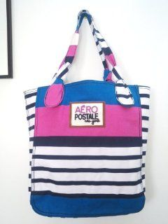 AEROPOSTALE NEW YORK BAG HANDBAG TOTE  Canvas Sports